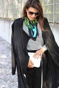 I love Fita Métrica: Stripes &Silk
