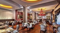 Hôtel The Mark - Restaurant