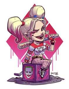 Facebook Instagram Twitter Youtube Patreon Gumroad Artstation CGSociety Here is my Harley Quinn #1 retailer variant cover for DC Comics!  This cover will bec...