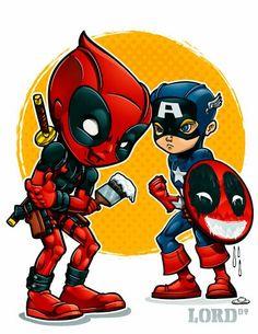 Lil' Marvel