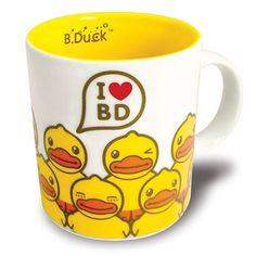 B.Duck Mug ZZ