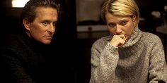 I really like this sweater that Gwyneth Paltrow wore in The Perfect Murder.