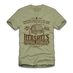 Hershel's Zombie Storage