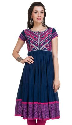 Indian Outfits, Indian Clothes, Lovely Dresses, Cotton Dresses, Blouse Designs, Kurti, Evening Gowns, Short Sleeve Dresses, Summer Dresses