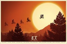 Tomorrow's JAWS and E.T. Mondo Posters Might Actually Sell Out For Once