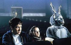 Donnie Darko....splendidly twisted and mind bending.