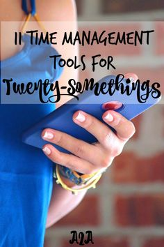 Time Management Tools for Your Twenties