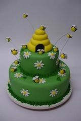 """""""B is for Baby"""" Bumble Bee Shower"""