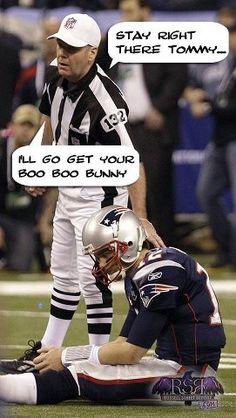 Awww ... poor Tommy!