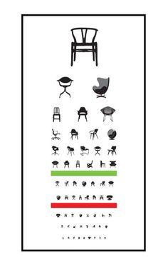 Eye chair exam by Blue Ant Studio