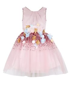 Seren Dress | Pink | Monsoon