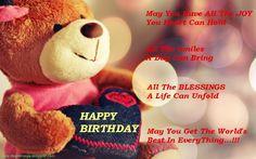 happy birthday ...!!