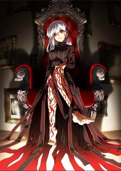 Sakura [No Sample] : Sakura Matou Sucubus Anime, Chica Anime Manga, Anime Angel, Dark Anime Girl, Kawaii Anime Girl, Anime Art Girl, Fate Stay Night Sakura, Fate Stay Night Anime, Fate Stay Night Series