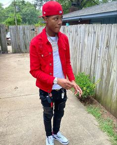 Teen Swag Outfits, Cool Outfits For Men, Swaggy Outfits, Fashion Outfits, Cute Black Guys, Black Boys, Rapper Outfits, Estilo Hip Hop, Black Men Street Fashion