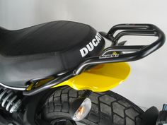 Rear Rack for Ducati Scrambler