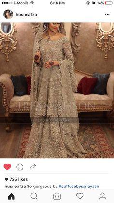 Suffuse by Sana Yasir Asian Wedding Dress, Pakistani Wedding Outfits, Pakistani Wedding Dresses, Bridal Outfits, Indian Dresses, Dress Outfits, Indian Outfits, Fashion Outfits, Fashion Trends