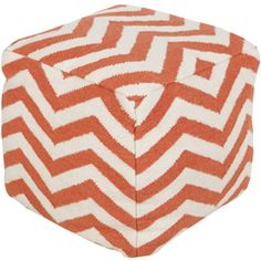 POUF-165 - Surya | Rugs, Pillows, Wall Decor, Lighting, Accent Furniture, Throws, Bedding