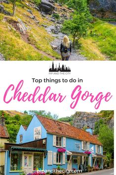 Are you looking for the top things to do in Cheddar Gorge in the UK? From hiking, hot tubbing and afternoon tea there are lots of things to do in Cheddar Gorge if you are looking for a countryside break in the UK. Read this guide to learn more about this Europe Travel Guide, Travel Guides, Travel Destinations, Best Places To Travel, Cool Places To Visit, Cornwall, Sightseeing London, Highlands, Stuff To Do