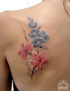 40  Best Tattoos from Amazing Tattoo Artist Deborah Genchi