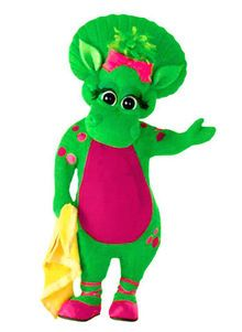 Barney Costume, Barney & Friends, Minor Character, Pbs Kids, Three Year Olds, Mascot Costumes, Elmo, Great Friends, Childhood Memories
