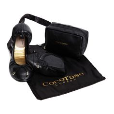You can put our foldable shoes into beautiful purse and bring it with you everywhere!