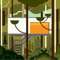 Patrick Hruby Illustration