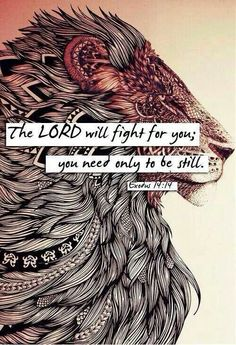 Vengeance is mine, says the Lord