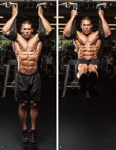 18 Laws Of Ab Training - Bodybuilding.com