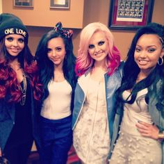 my new favorite girl band!!!!! little mix