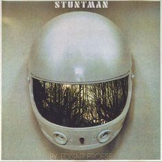 Edgar Froese / Stuntman / 1979 / Album art ahead of its time