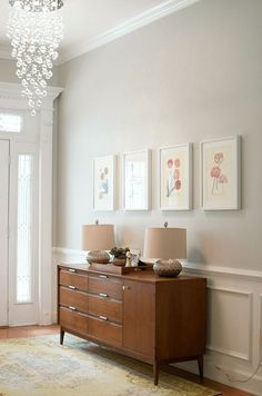 Balboa Mist by BM...My new master bedroom color...I love it. It's a very soft, warm neutral color.
