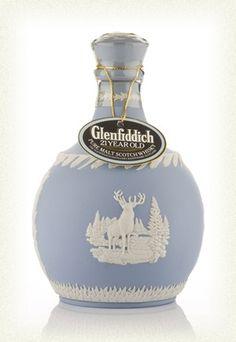 Wedgewood whiskey decanter