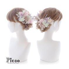 🌸 Gallery 614 🌸  .  【 成人式 #髪飾り 】  .  #Picco #オーダーメイド髪飾り #振袖 #成人式  .  振袖柄からセレクトしたカラーの透明感のある華奢なたくさんの小花達でふわふわっ〜と盛り付けました💚💜💖✨ 超繊細なプリザ&ドライフラワーがまるでシャワーのよう😍.  チラリと覗く、チュールも素敵💕 .    #プリザーブドフラワー  #ドライフラワー  #かすみ草  #個性的  #成人式ヘア  .  デザイナー @mkmk1109  .  .  .  #ヘッドパーツ #ヘッドドレス #花飾り #造花  #着物 #ファー #和装 #袴 #チュール  #成人式フォト #成人式前撮り #卒業式 #おしゃれ #小紋  #和装髪型 #和装小物 #シャワーブーケ #成人式小物    #japanesehairstyle #beauty