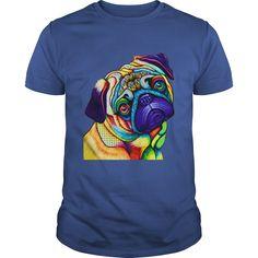 Pug art02 #pug #dog #ilovemypug #pugshirt