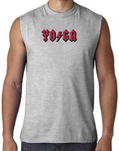 Yoga Clothing For You Mens Classic Rock Muscle Tee Shirt