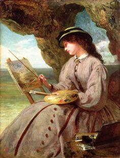 """Harmonia & Prosperidade: Criatividade e pensamento positivo """"...Com seus pensamentos e sentimentos você cria e percebe o mundo ao seu redor. Conforme sejam seus pensamentos, assim serão seus sentimentos e emoções, sua atitude e suas ações...."""". Texto de Miriam Subirana com pintura de Abraham Solomon (1823-1862). No Blog: harmoniaeprosperidade.blogspot.com. Visite!"""