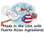 ☀My sons were Made in the USA with Boricua incredients.☀