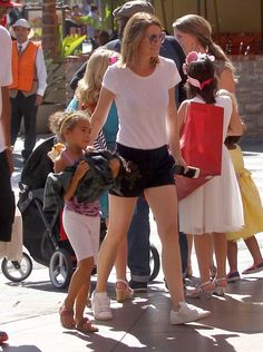 Ellen Pompeo & Family: Shopping At The Grove - http://site.celebritybabyscoop.com/cbs/2015/08/06/pompeo-family-shopping #Chrisivery, #EllenPompeo, #StellaIvery