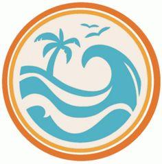 Silhouette Design Store - View Design #60921: summer disk