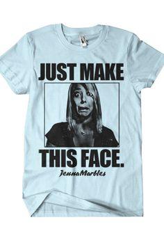 I love Jenna Marbles. :)