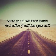 Hey brother...