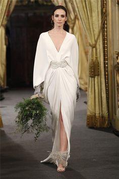 Vestidos de novia pasarela 2019