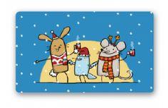 Lustiges Frühstücksbrettchen mit Weihnachtsmotiv. ;-) Jetzt hier kaufen: http://www.merkando.de/kaiser-grafix-geschenke-shop/