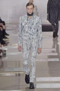 Louis Vuitton Men's Fall 2016 [Photo: Giovanni Gionnoni]
