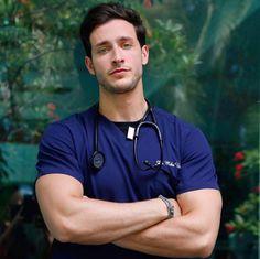 Doctor Mike, Dr Mike Varshavski, Hot Doctor, Male Doctor, Just Beautiful Men, Beautiful Men Faces, Male Nurse, Hommes Sexy, Men In Uniform