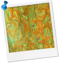 Arts and Crafts Party Ideas | Marbled Paper | How to Marble Paper at Birthday in a Box