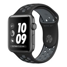 Apple Watch Nike+ 38 mm Gris Espacial con envío gratis en @MAXmovil