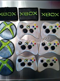 Xbox Themed Birthday Party Supplies