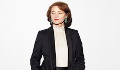 Photo: Getty This was going to be called 'Not Invisible.' Or given Charlotte Rampling's honorary French status, 'Pas Invisible'. Thats Not My Age, Charlotte Rampling, Advanced Style, Aging Gracefully, It Cast, Stylish, My Style, How To Wear, Beauty