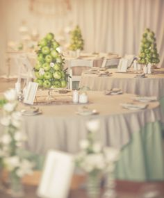 Wedding Trends Fruit and Vegetables